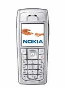 Nokia 6230i Handy in Silber