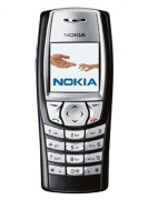 Nokia 6610i Handy in Schwarz
