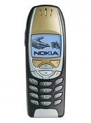 Nokia 6310i Handy in Schwarz / Gold