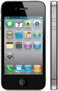 iPhone 4 Handy - 16 GB in Schwarz